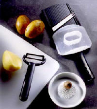 Kitchen Accessories with Ceramic Blades